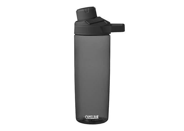 Camelbak Unisex Chute Mag Water Bottle, Charcoal, 600 ml - 1