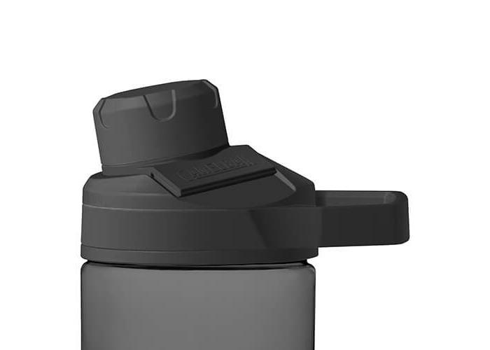 Camelbak Unisex Chute Mag Water Bottle, Charcoal, 600 ml - 2