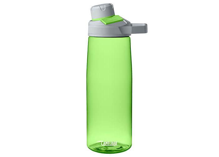 Camelbak Unisex Chute Mag Water Bottle, Lime, 750 ml - 1