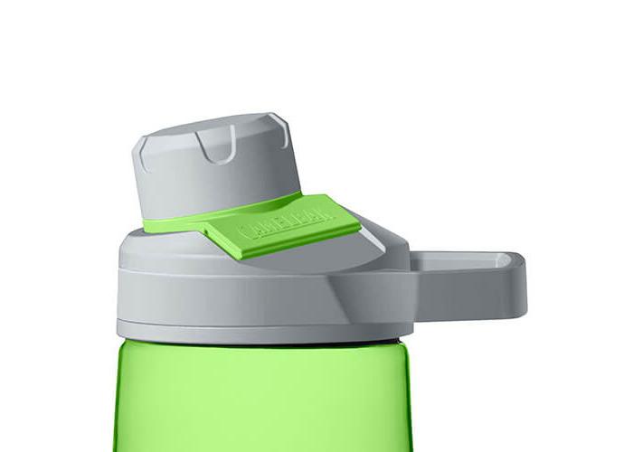 Camelbak Unisex Chute Mag Water Bottle, Lime, 750 ml - 2