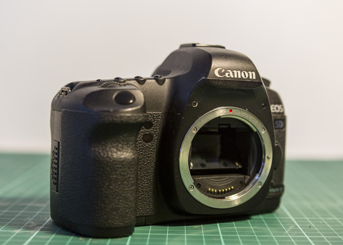 Camera - Canon EOS 5d mkII mark 2 - 1