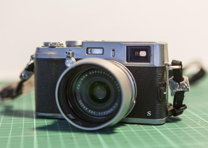 Camera - Fuji X100s - 2