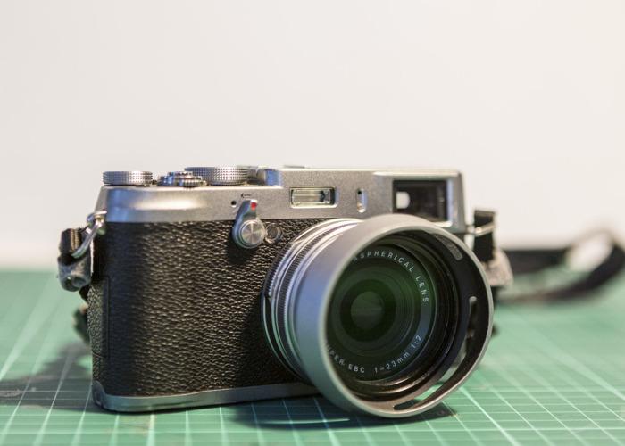 Camera - Fuji X100s - 1
