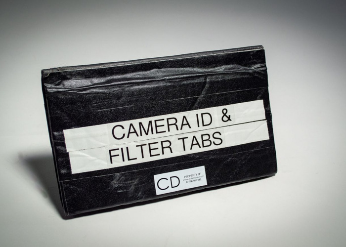 Camera Assistant ID & Filter Tabs - 1