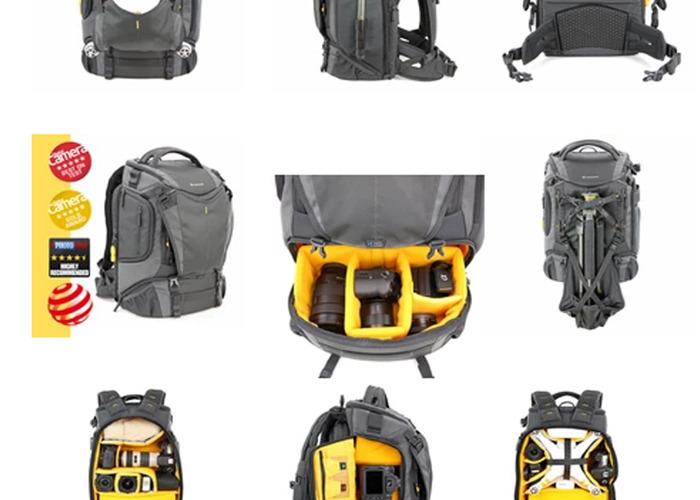 Camera bag fits camera lenses drone tripod -VangaurdALTA SKY - 1