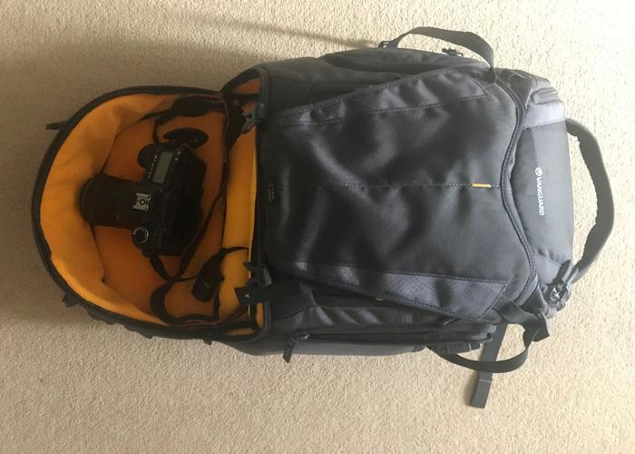 Camera bag fits camera lenses drone tripod -VangaurdALTA SKY - 2