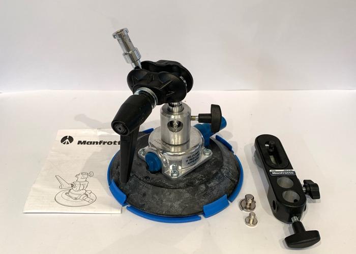 Camera Car mount manfrotto DSLR - 1