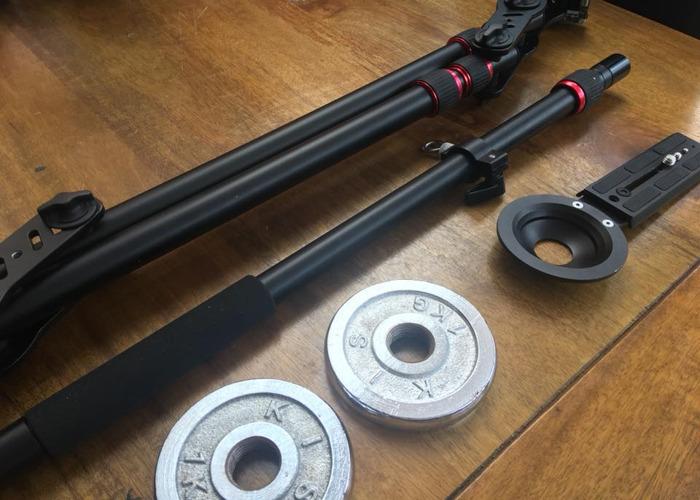 Camera Crane - Portable  - 1