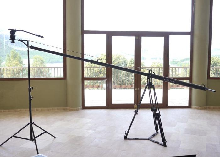 4m Camera Crane - Zolinger Studio Jib ZP2000 - 2