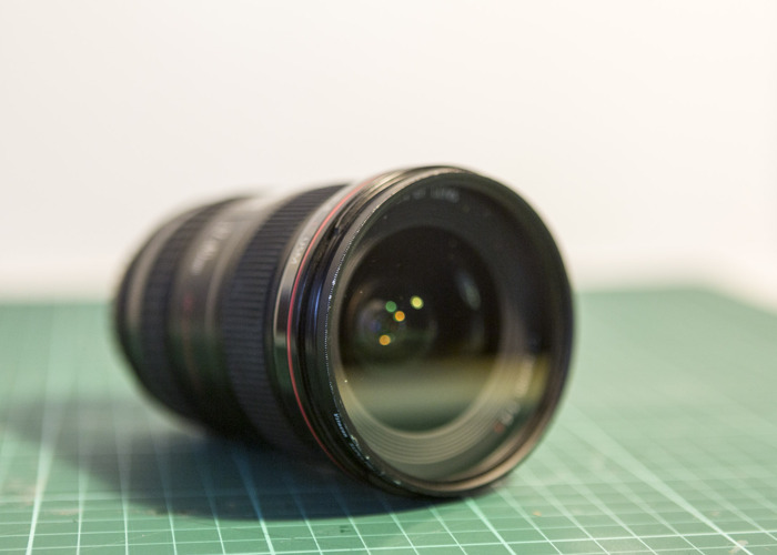 Camera Lens - Canon EF 17-40mm f/4L USM - 2