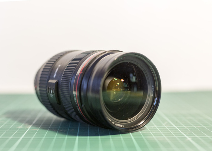 Camera Lens - Canon EF 24-70mm f/2.8L USM - 2