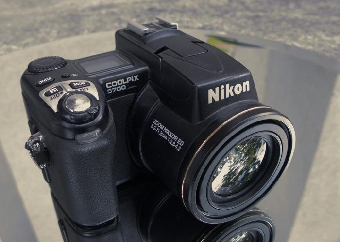 camera Nikon d5700 - 1