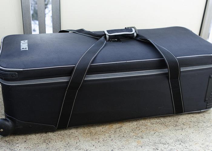 Camera suitcase - Calumet - Fits all equipment, big and small - 2