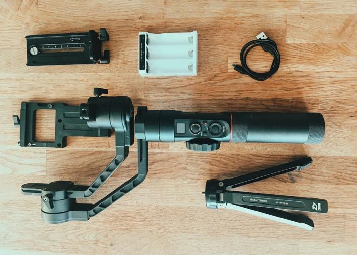 Camera with gimbal - 2
