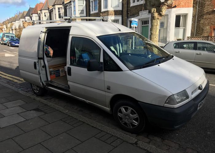 Camper Van - 1