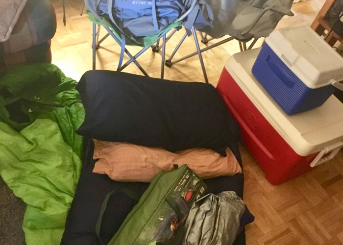 Camping Gear for 2 people - 1
