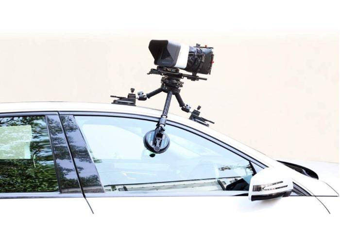CAMTREE G-51 Professional Camera DSRL Car Mount Stabilizer - 2