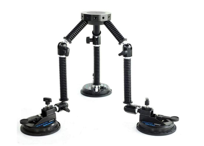 CAMTREE G-51 Professional Camera DSRL Car Mount Stabilizer - 1