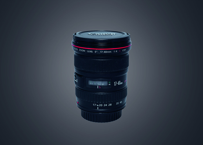 Canon  17-40mm L f4 Lens - 1