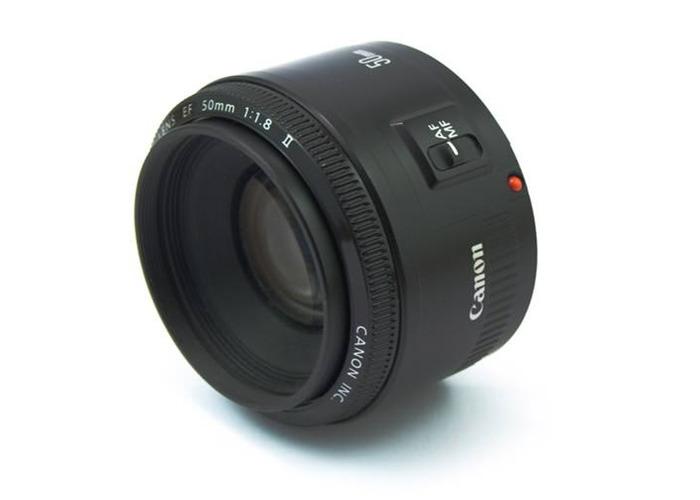 CANON - 50mm F/1.8 II (EF Mount)  - 1