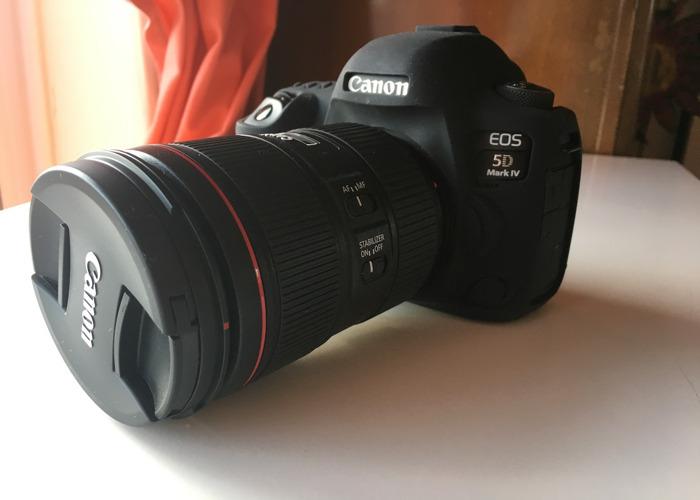 Canon  5D Mark IV + Canon EF 24-105mm f/4L IS II USM Lens  - 1