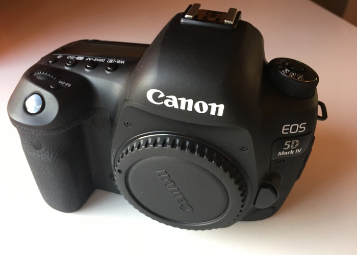 Canon  5D Mark IV Body Only  - 1