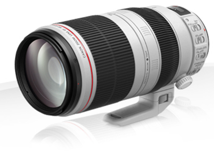 Canon 100-400mm Lens f4.5 L IS II USM (1 of 3 available) - 1