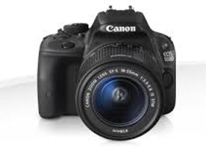 Canon 100d - 1