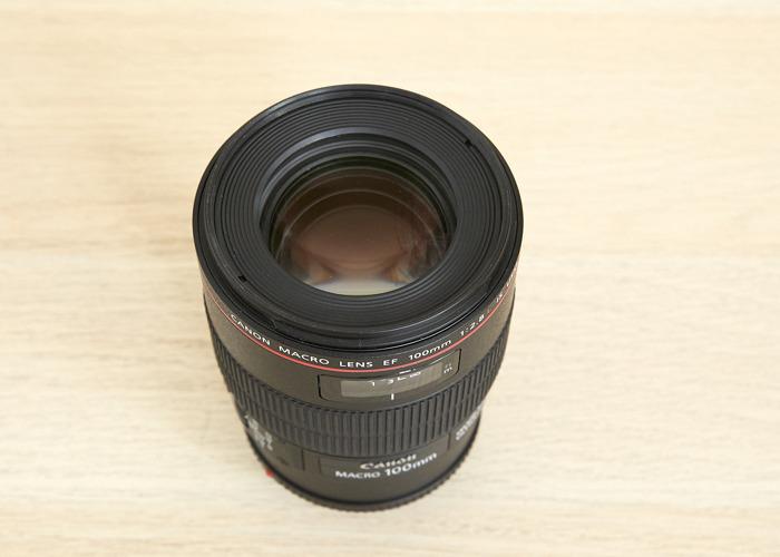 Canon 100mm 2.8 macro lens - 2