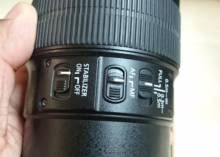 Canon 100mm f2.8 Macro Lens - 2