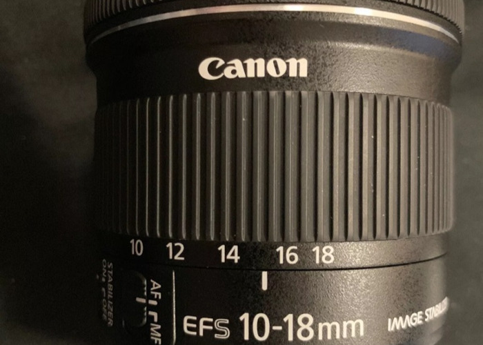 Canon 10-18 - 2