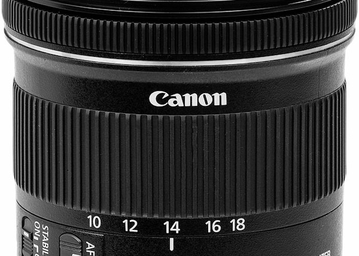 Canon 10-18mm IS STM - 1