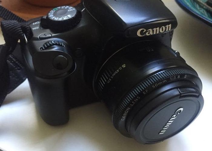 Canon 1100 camera - 2
