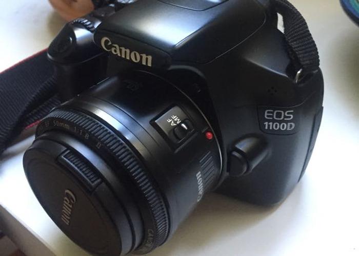 Canon 1100 camera - 1