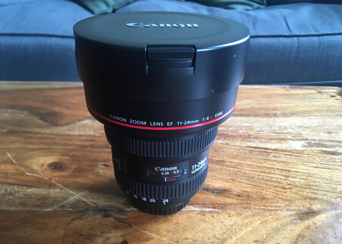 Canon 11-24mm f/4L USM - 1