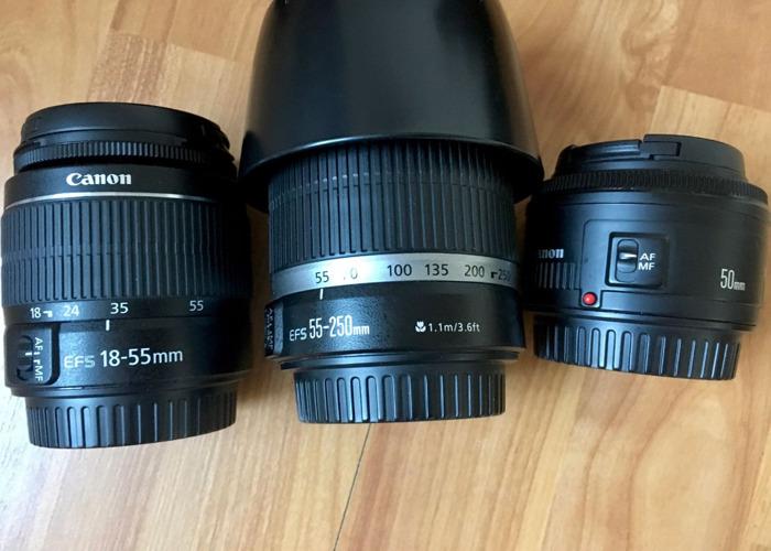 Canon 1200D Kit - 2