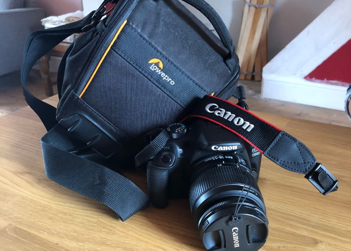 Canon 1300D DSLR - 1