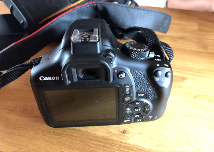 Canon 1300D DSLR - 2