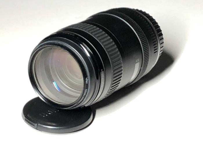 Canon 135 mm f2.8 Portrait lens - 2
