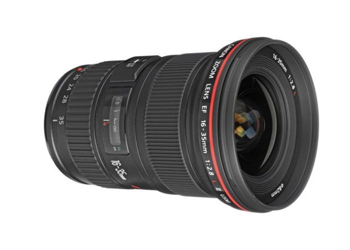 Canon 16-35 f/2.8 L USM II  - 1