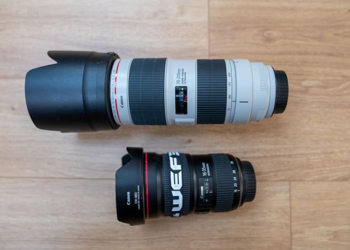 Canon 16-35 F2.8 miii+ 70-200 F2.8 miii - 1