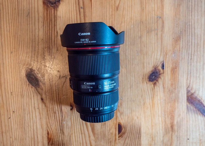 Canon 16-35 IS F4 - 1