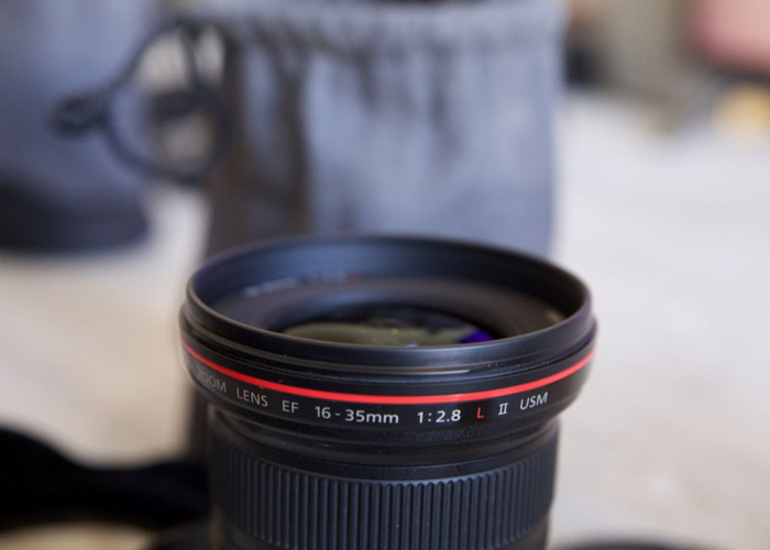Canon 16-35mm F2.8 L II Ultrasonic - 1