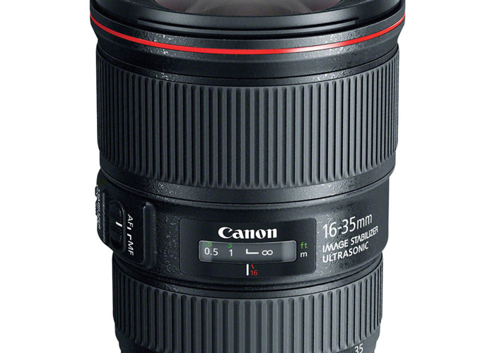 Canon 16-35mm f4 IS  - 2