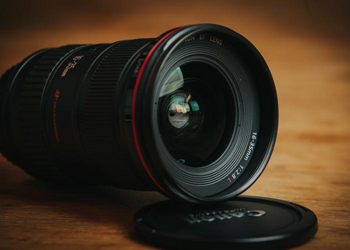 Canon 16-35mm L series mkii - 2