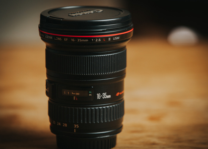 Canon 16-35mm L series mkii - 1