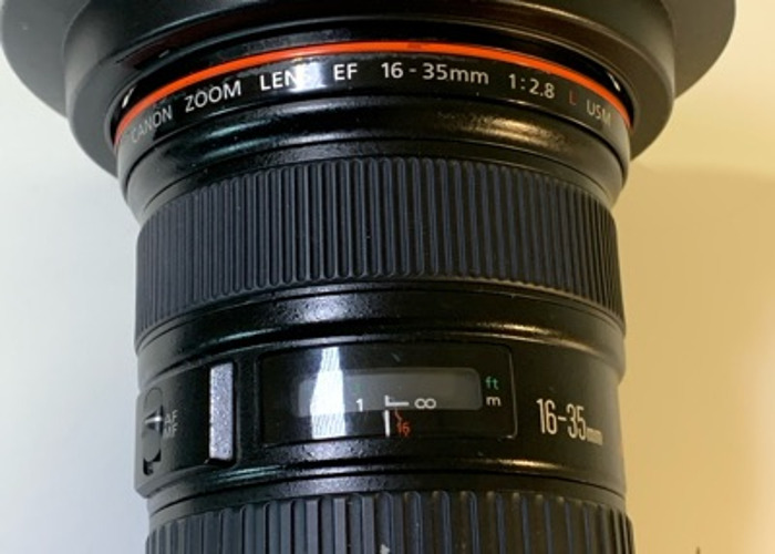 Canon 16-35mm L Series USM - 2