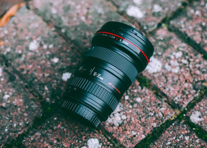 Canon 16-35mm Lens - 1