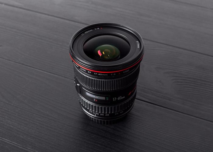 Canon 17-40mm f4 - 2