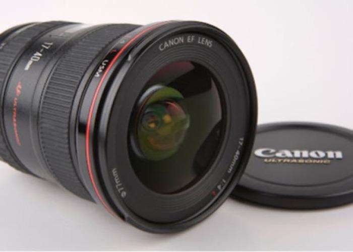 Canon 17/40mm f4 - 1